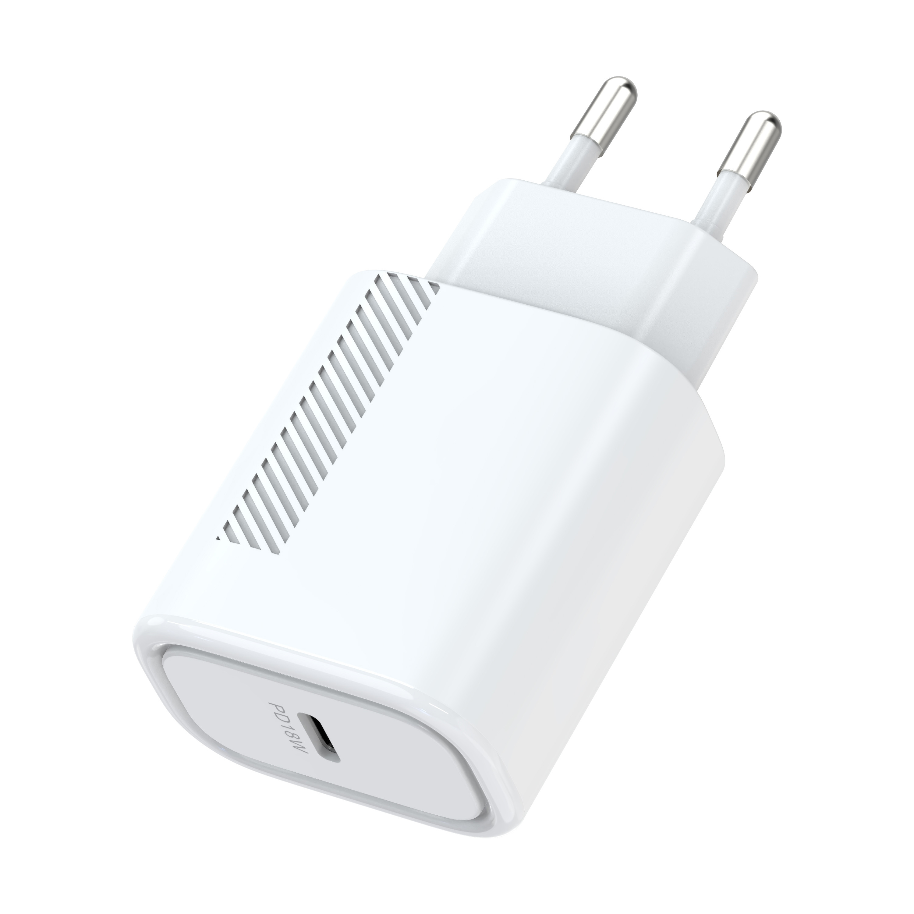 20W PD USB Type C QC3.0 Cell Phone Wall Charger