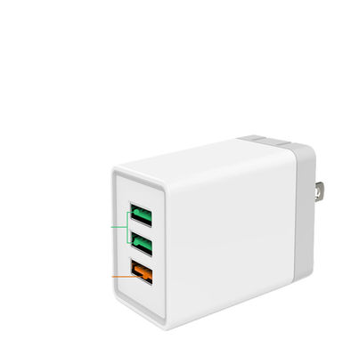 Mini  Detachable Plug 30W Universal Wall Charger Adaptor